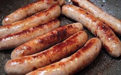 ditch sausages for a longer life say harvard scientists