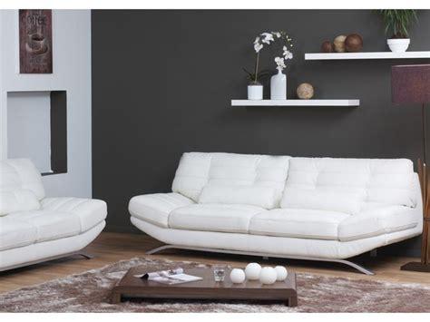 17 meilleures idées à propos de canapés en cuir blanc sur