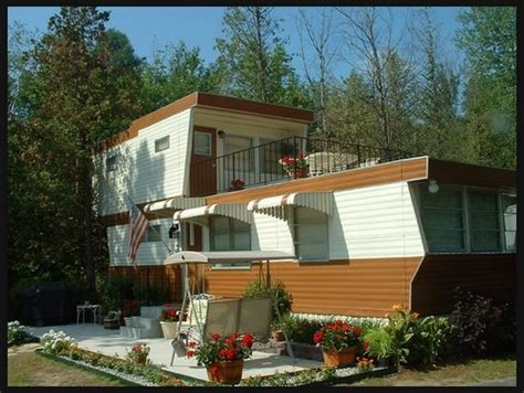 tri level house plans 1970s two mobile homes
