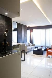 Eclairage Salon Sejour : faux plafond suspendu une solution moderne et pratique ~ Melissatoandfro.com Idées de Décoration