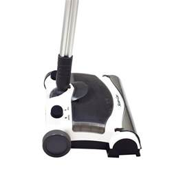 household light duty cordless electric sweeper for floor or carpet rechargeable ebay