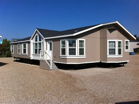 A Manufactured Home  Exterior Paint Colors  Pinterest