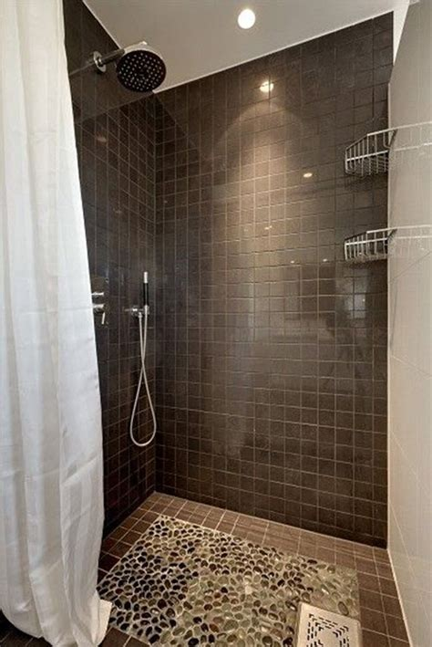 Bathroom Ideas Brown Tile by 40 Brown Bathroom Wall Tiles Ideas And Pictures