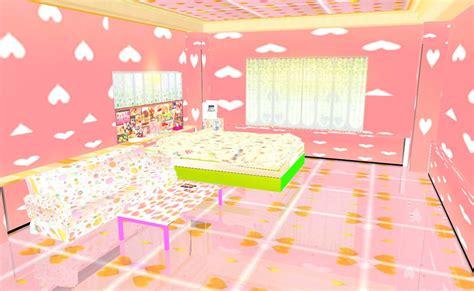 mmd stage kandi bedroom  amiamy  deviantart