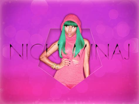 Wallpaper Flawless {Nicki Minaj} by SophieTutos on DeviantArt