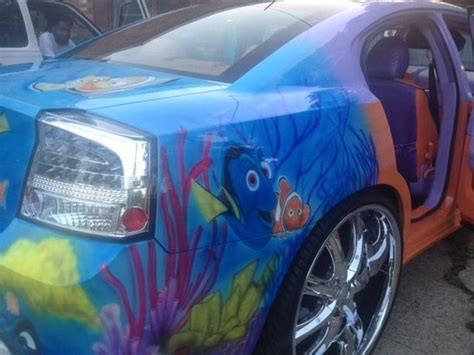 Cars, Finding Nemo