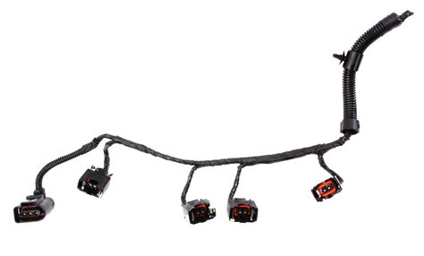 2000 Vw Beetle Wiring Harnes by Fuel Injector Wiring Pigtail 99 01 Vw Jetta Golf Mk4