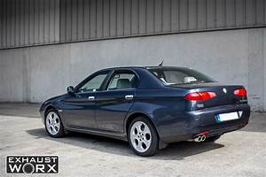Alfa Romeo 166 V6  U2013 Exhaustworx