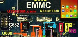 Samsung Galaxy J5 Battery Terminal Jumper Ways