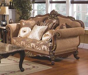 Victorian, Style, Sofa, Set