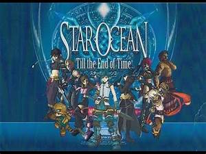 Star Ocean 3 Till The End Of Time THE MOVIE YouTube