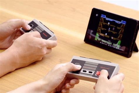 You Can Pre Order Switchs Nes Controllers Now Gamespot