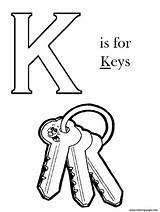 Coloring Key Pages Sheets Alphabet Printable Keyboard Lock Letter Skeleton Drawing Trombone Calligraphy Clipart Getcolorings Adult Different Clip Week Computer sketch template