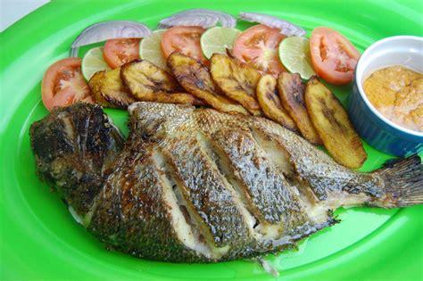 dorade au four et marinade aux 233 pices africaines par toimoietcuisine