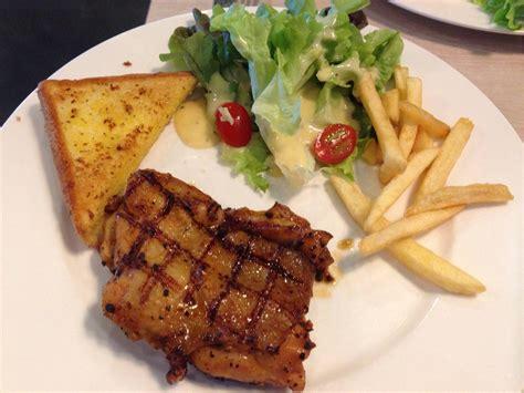 สเต็กไก่เจฟเฟอร์##1 ร้าน Jeffer Steak เดอะมอลล์บางกะปิ ...