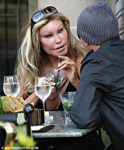 Catwoman Jocelyn Wildenstein flaunts her feline features ...