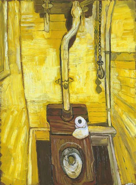 bratby kitchen sink bratby quot the toilet quot that inspires me 4904