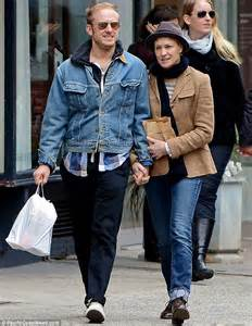 Robin Wright and toy boy lover Ben Foster, 32, enjoy