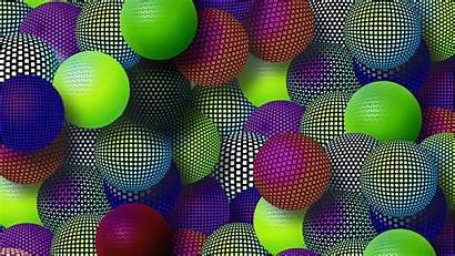 4k Colorful Balloons Variety Mesh Multi