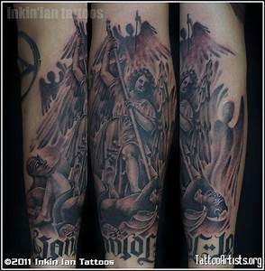 angels vs demons - Tattoo Artists.org