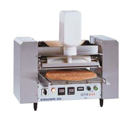 materiel de cuisine professionnelle crepiere professionnelle automatique crepiere convoyeur