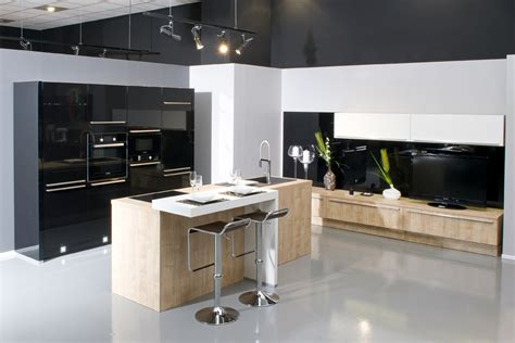 tv pour cuisine couleur meuble cuisine tendance decoration