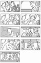 Storyboards (Advertising) on Behance | Animation ...