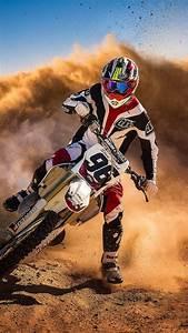Motocross-biker-mud-racing-iphone-wallpaper