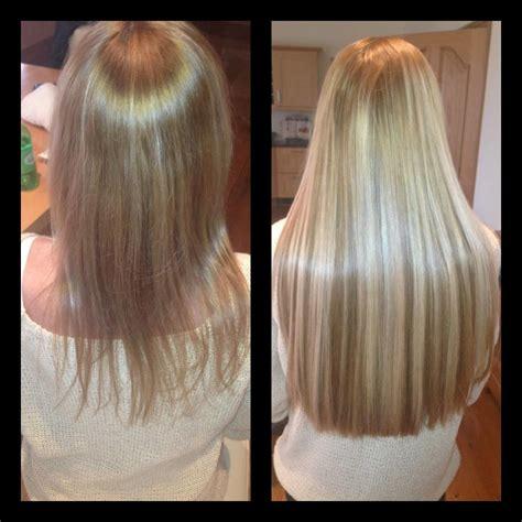 hair extensions thin hair extensions before and after hairstyles