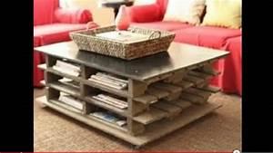 Recyclage Palette : salons de jardin r cup de palette faciles r aliser ~ Melissatoandfro.com Idées de Décoration