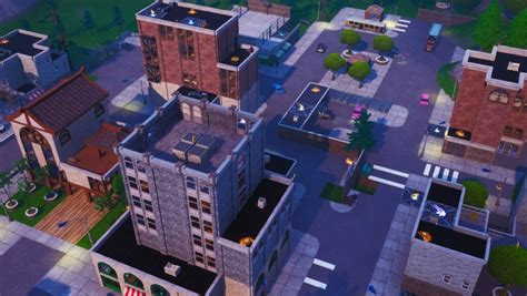 tilted towers  island  thecocacolaboy fortnite