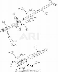 Dr Power Lt1  2 Ton Single Axle Trailer Ser  Lt1000000