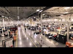 Harley-davidson York Manufacturing Factory