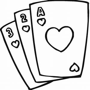 Playing Card Clip Art - Cliparts.co