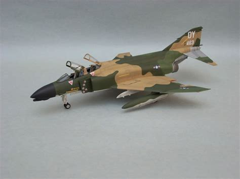 F-4C/D Phantom II by Franz Galli (Monogram 1/72)