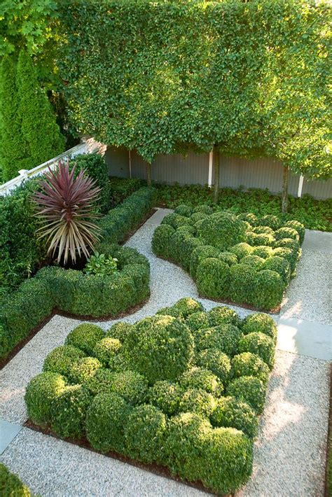 41 Best Images About Small Formal Garden Concepts On
