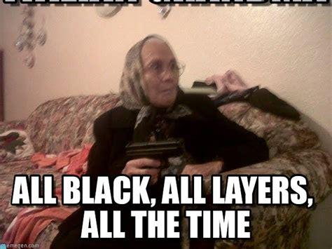 Meme French Grandma - italian grandma gangster grandma meme on memegen