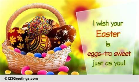 easter wishes  children  family ecards greeting cards