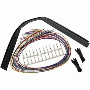La Choppers Handlebar Wiring Extension Kit For 1996