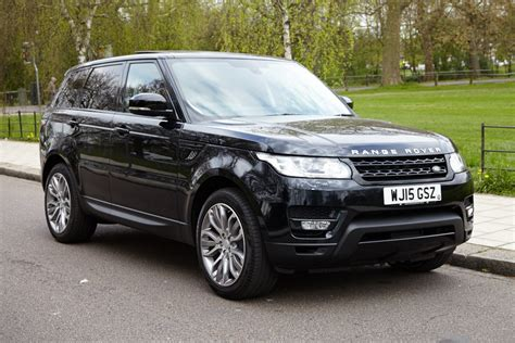 Range Rover Sport Hse Dynamic Lease Civilised Car Hire