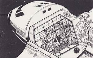Space Shuttle Interior Layout (page 4) - Pics about space