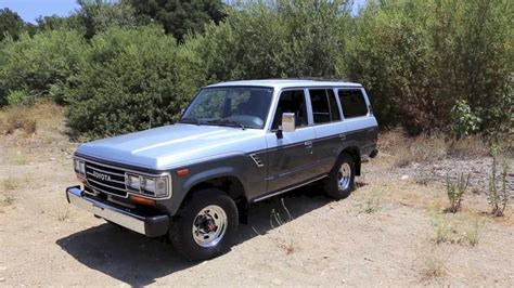 1988 Toyota Land Cruiser For Sale At Tlc