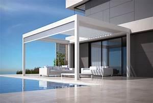Pavillon Mit Lamellendach : camargue skye renson outdoor ~ Orissabook.com Haus und Dekorationen