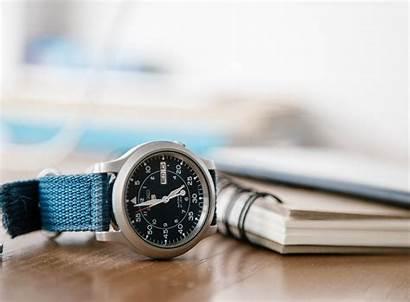 Wristwatch Diary Close Books Standard