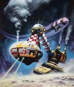 88 best Chris Foss images on Pinterest | Science fiction ...