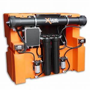 350ltr Water Fed Pole Window Cleaning System