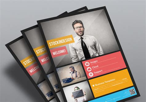 Free Adobe Indesign Brochure Templates by Flyermania Create Unlimited Flyers For Free In Adobe