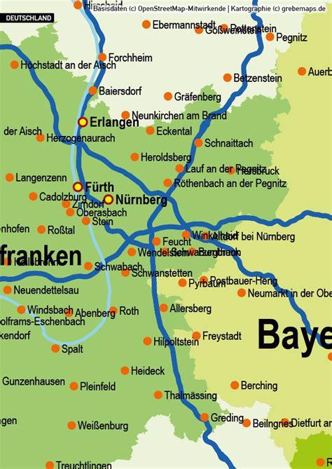 deutschland  basiskarte vektorkarte bundeslaender