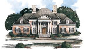 Neoclassical Homes Neoclassical House Plans And Neoclassical Designs At Builderhouseplans