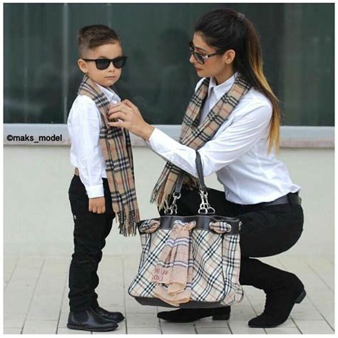 Try Mother Son Cute Outfits Ideas With Photoshoots
